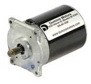Series DM28 fractional horsepower permanent magnet DC motors (PMDC motors)